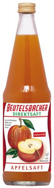 Beutelsbacher Apfelsaft Streuobst naturtrüber Direktsaft