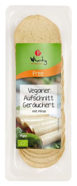 Wheaty Veganer Aufschnitt geräuchert