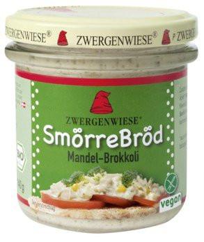 Zwergenwiese Smörre Bröd Mandel-Brokkoli