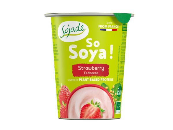 Sojade Sojajoghurt Erdbeere 125g