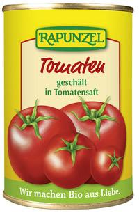 Rapunzel Tomaten geschält