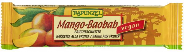 Rapunzel Fruchtschnitte Mango-Baobab